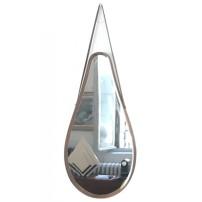 miroir-en-bois-et-cuir-origine-italie-années-60